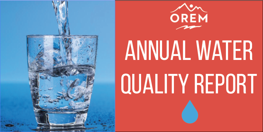 Water Quality Report